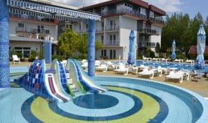 Wellness Hotel Katalin, Gyenesdiás